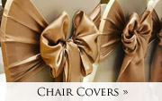 Wedding Chair Covers Belfast Northern Ireland