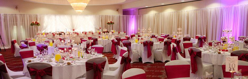 La Mon House Hotel Weddings