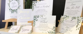 Wedding Stationery, Belfast, Northern Ireland